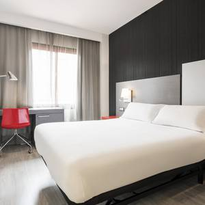 Chambre Double Hotel ILUNION Suites Madrid Madrid