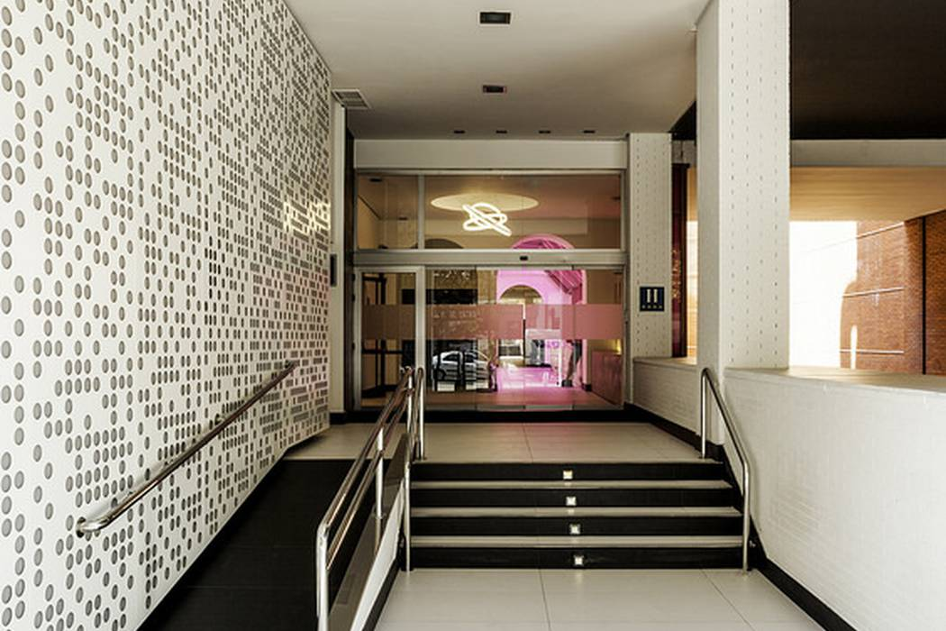 hotel ilunion suites madrid